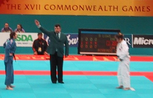 Sam Lowe is Commonwealth Champion 2002!